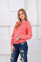 """Ажурный свитерок """"Сапфир"""", много расцветок, фото 1"""