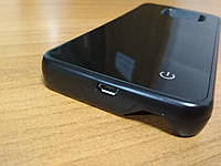 Пластиковый чехол с дополнительным аккумулятором для Samsung S7 G930