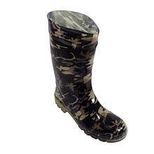 Сапоги резиновые VERONA камуфляжные