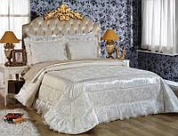 Красивое покрывало для кровати Zebra Alegra Розовый 260*270