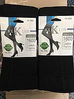 Kenalin (282) флисовые женские колготы теплые