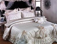 Красивое покрывало для кровати Zebra Roseberg Розовый 260*270