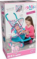 Коляска для куклы Zapf Baby Born Идем на прогулку (1423492)