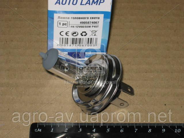 Лампа (H4 12V60/55W P45T) головного света