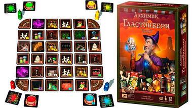 Настольная игра Алхимик из Гластонбери (Гластонбери, Glastonbury), фото 3