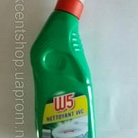 Cредство для чистки унитаза W5 WC Reiniger - Хвойный