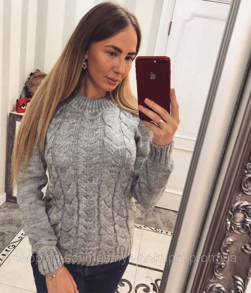 женские вязаные свитера разные цвета купить в украине россии и