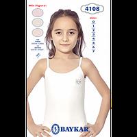 Майка детская для девочки  BAYKAR  4108