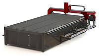 Станок плазменной резки PCM-1530R с ЧПУ (в комплекте с щитком управления и поворотной осью)