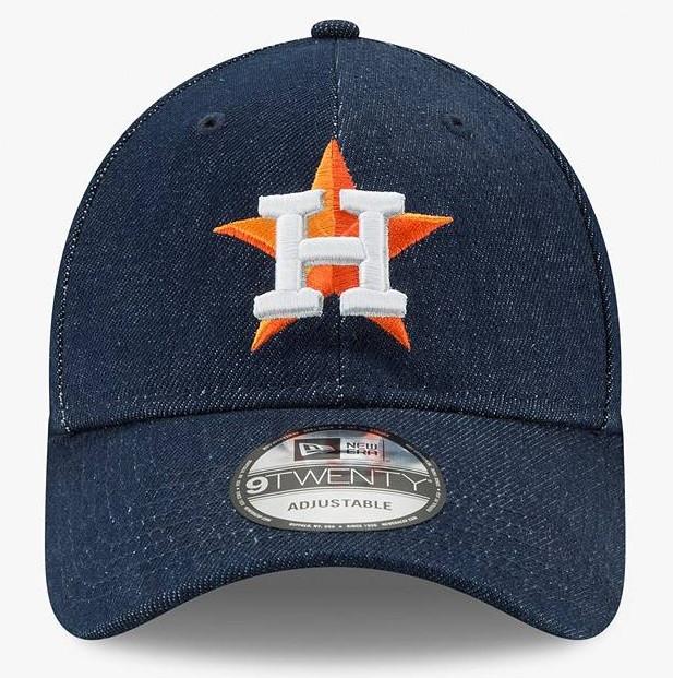 Джинсовая бейсболка - Houston Astros