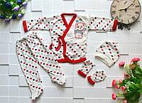 Подарочный набор для новорожденных унисекс