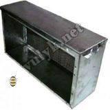 Изолятор для матки сетчатый 3-рамочный Дадан (оцинковка).
