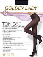 Колготки GOLDEN LADY TONIC 50 4 (L) 50 LAVAGNA(темно-серый)