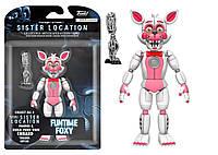 Новинка! Фигурки пять ночей с Фредди Fun Time Foxy / Funko FNAF Sister Location
