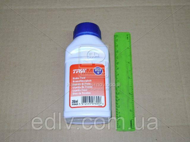 Жидкость тормозная  DOT4  0,25L (пр-во TRW) PFB425