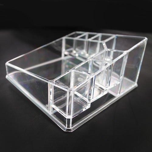 органайзер-подставка для косметики компактная