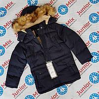 Зимняя детская куртка для мальчиков оптом S&D, фото 1