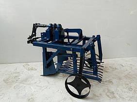 Картофелекопалка вибрационная КМ-3 (ВОМ), фото 2