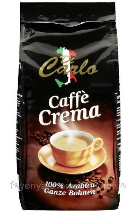 Кофе в зернах Di Carlo Caffe Crema 1кг. (Италия)