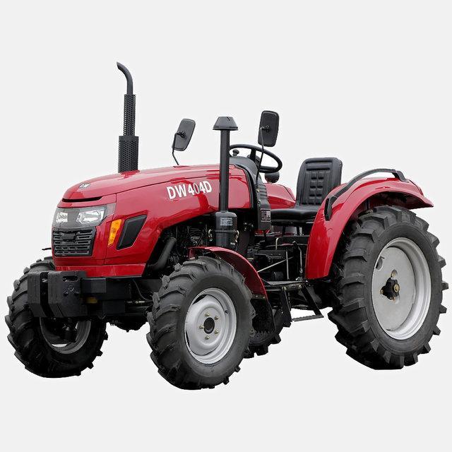 Трактор DW404D, DW404D, (40 л.с., 4х4, 4 цил., ГУР, 1-е сц.)