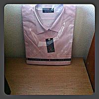 Рубашка (тенниска) LUGA мужская с коротким рукавом размер 45
