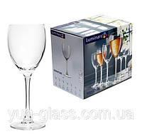 "Набор бокалов для вина 250 мл Signature ""H8168"" Luminarc 6 шт."
