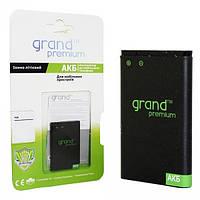 Аккумулятор Grand Premium Nokia BL-5CT гарантія