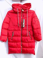 Женская куртка зима оптом 6619, фото 1