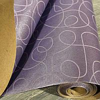 Подарочная перламутровая крафт-бумага в рулоне (70 см*10 м)