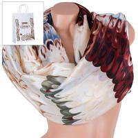 Женский атласный шарф 186 на 84 см eterno (ЭТЕРНО) es1908-11-1