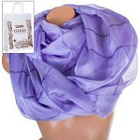 Женский шифоновый шарф 195 на 140 см eterno (ЭТЕРНО) es1908-7-7