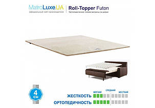 Матрац TOPPER-FUTON 1 / ТОППЕР-ФУТОН 1 на ліжко 70х190 (Матролюкс-ТМ), фото 2