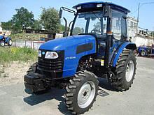 Трактор с кабиной ДТЗ 5504К