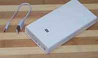 УМБ M6 в стиле Xiaomi Mi Power Bank 2 на 20000 mAh