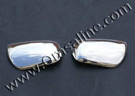 Декоративные накладки на зеркала Дайхатсу Материа (2 шт)