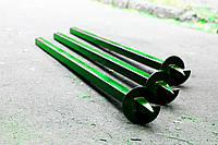 Винтовой столб 60 х 60 мм. 2500 мм