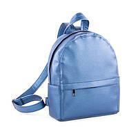 Рюкзак Fancy mini синий натурель