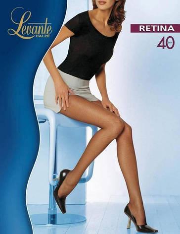 Колготки Levante Retina 40 NERO (черный), 40, 3/4, фото 2