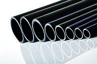Труба полиэтиленовая водопроводная напорная
