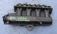 Коллектор впускной пластикOpelCombo 1.3cdti 16V2001-201173501353, 55231291, 55207034, 55207036 (моторе Z13