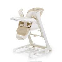 Mioo Кресло для кормления+качалка Jazz бежевый