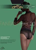 Колготки OMSA fantastico 20 4 (L) 20 LOLA
