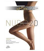 Колготки OMSA nudo 20 3 (M) 20 DAINO (легкий загар)