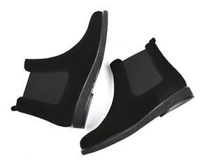Осенние женские кожаные ботинки, ботильоны