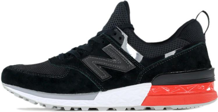 Мужские кроссовки New Balance MS574AB Black