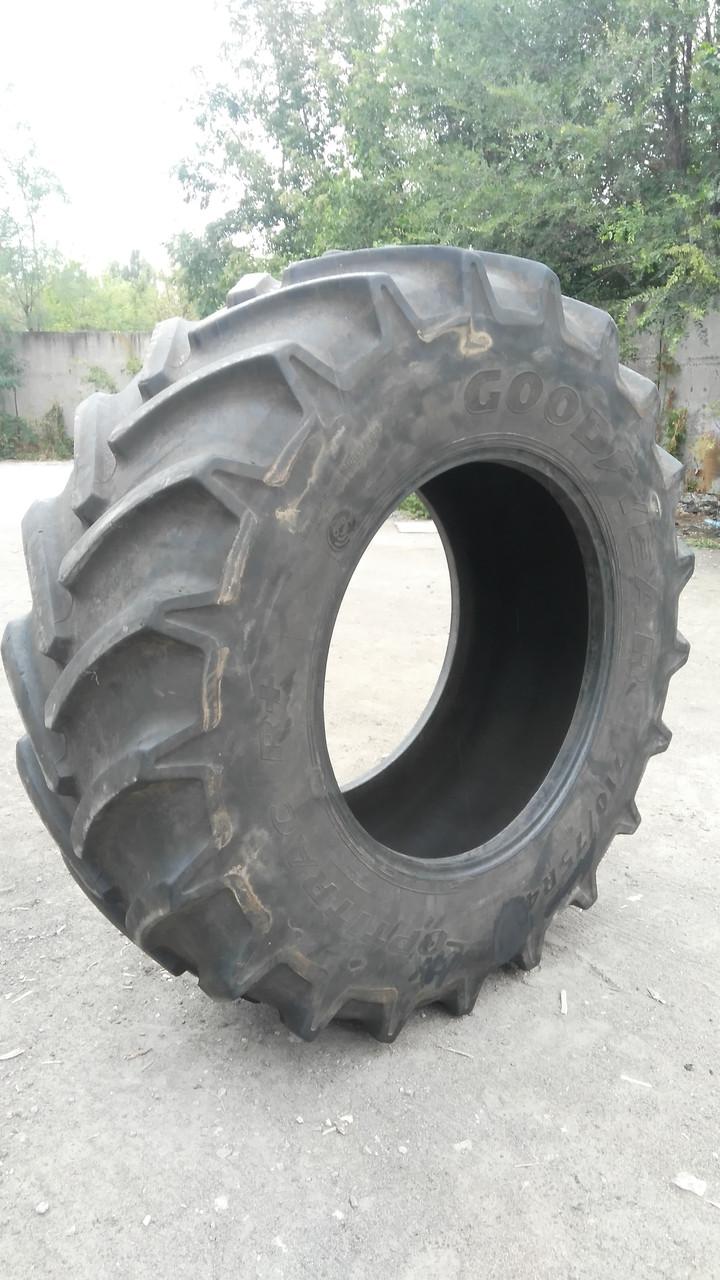 Шини б/у 710/75R42 GoodYear для тракторів