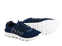 Кроссовки женские 06-17-02 W синие