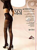 Колготки SISI ACTIVITY 5 (XL) 50 NERO (черный)