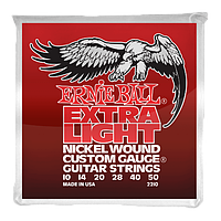 Струны ERNIE BALL Extra Light P02210 10-50