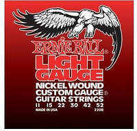 Струны ERNIE BALL P02208 Light Cauge 11-52